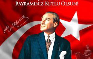 Türk gençliği Ata'nın izinde