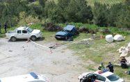 Otomobil takla attı; 1 ölü, 1 yaralı