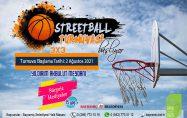 Bayramiç Belediyesi'nden Streetball Turnuvası