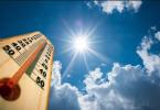 Sıcaklık yine yükselecek