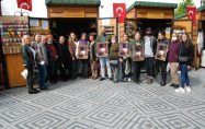 CHP'li kadınlardan Bayramiç çıkarması